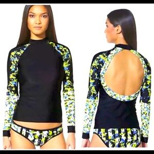 NWT peter Pilotto for Target open back top